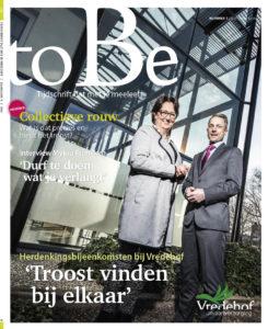 Cover_toBe0116_vredehof
