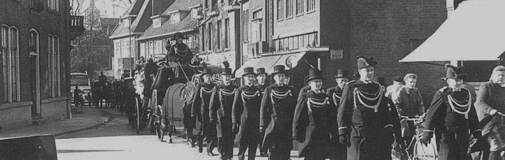 Historie Vredehof Uitvaartverzorging