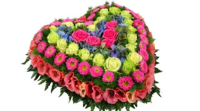 vredehof uitvaart bloemen