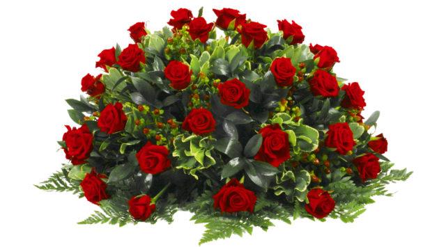 uitvaart vredehof bloemen