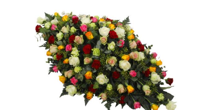 vredehof uitvaart rouwbloemen