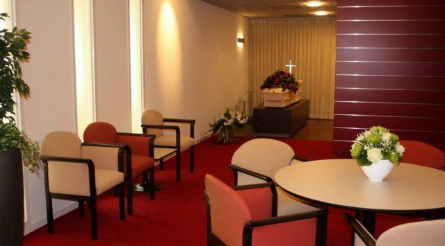 Uitvaartcentrum Enschede aula