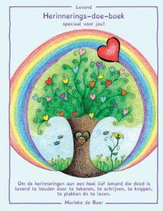 Herinnerings-doe-boek Marieke de Boer