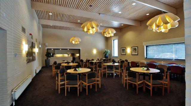 Koffiekamer uitvaartcentrum Almelo