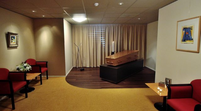 Familiekamer uitvaartcentrum almelo