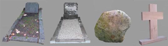 grafstenen Vredehof
