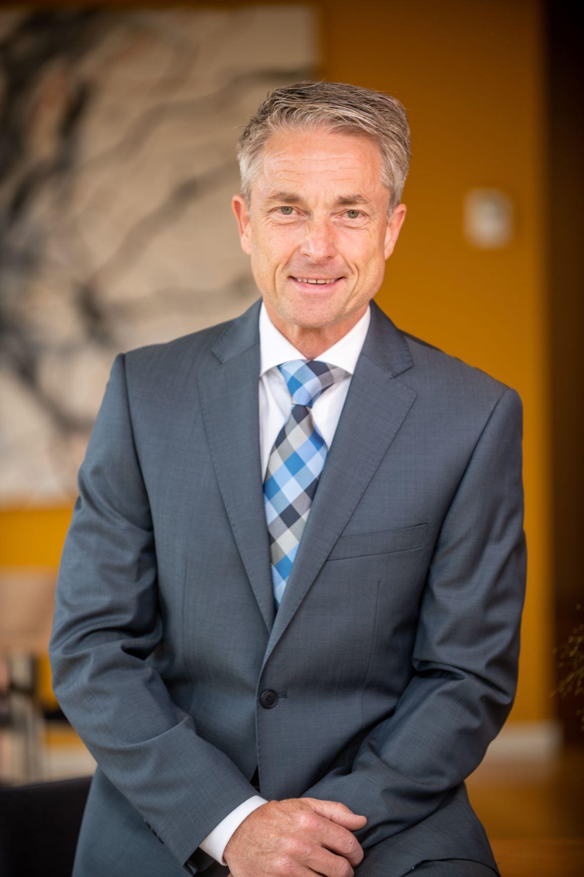 Pedro Swier, Algemeen Directeur Vredehof Uitvaartverzorging