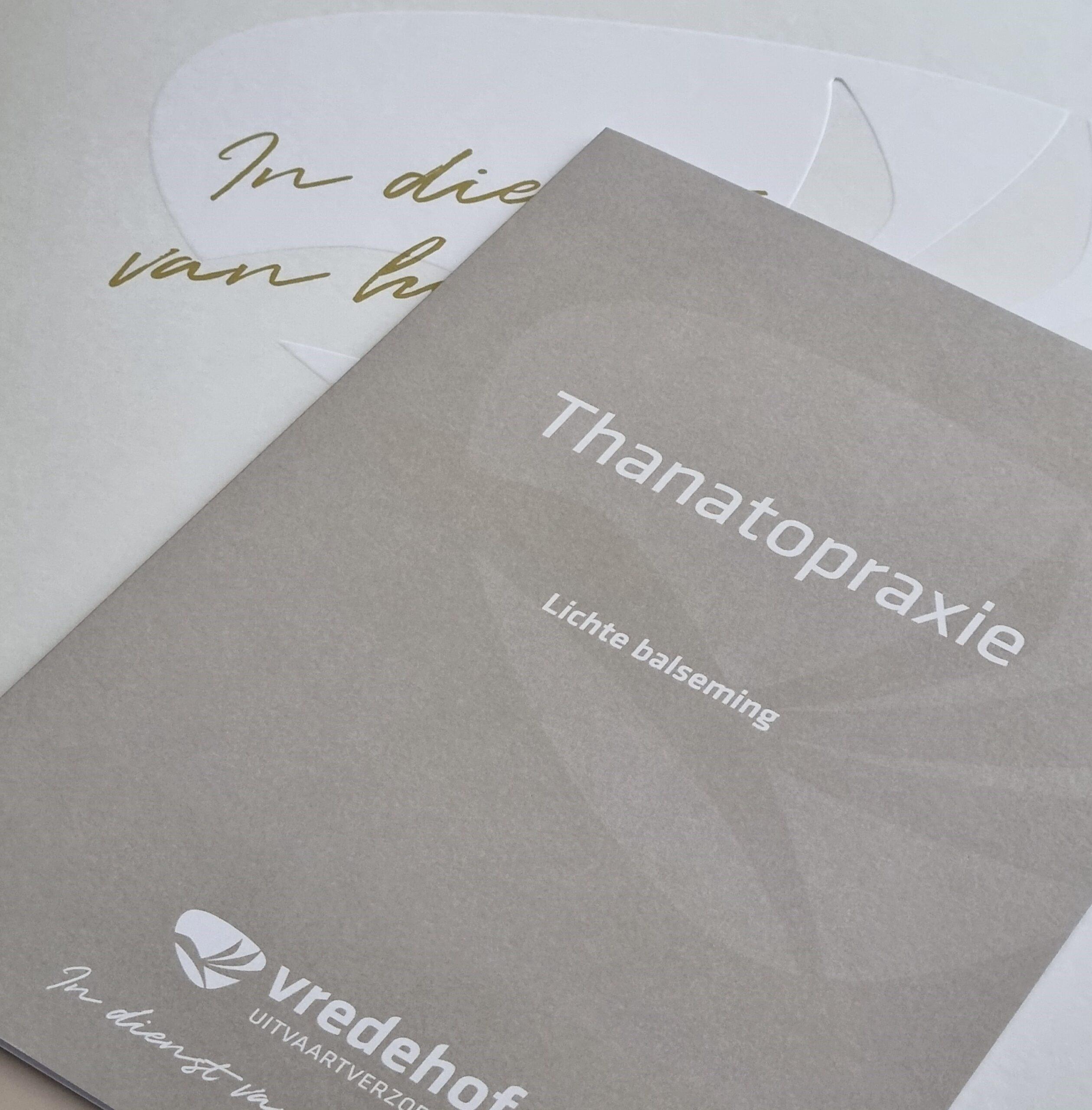 Thanatopraxie of lichte balseming
